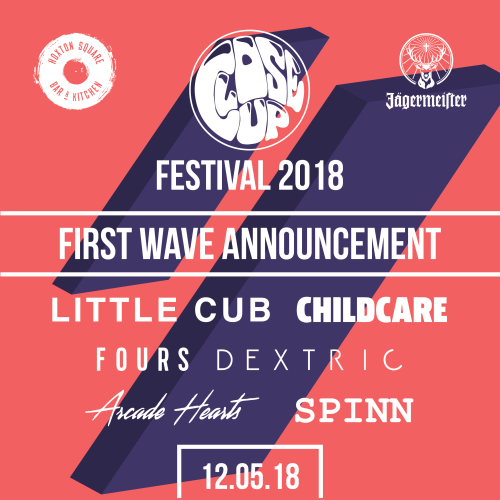 Festival Red Announcement